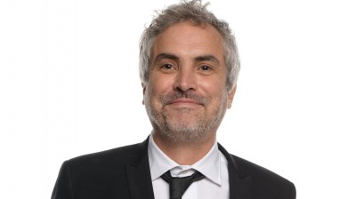 Alfonso Cuaron White Background