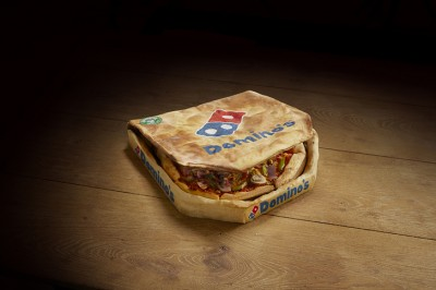 Empaque Comestible de Dominos