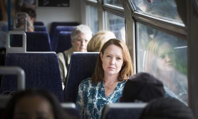 Paula Hawkins, author of 'The Girl on the Train'