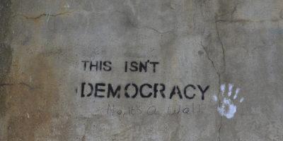 democracy-wall